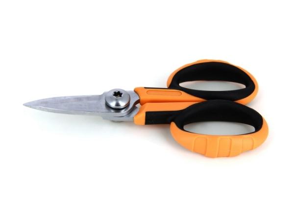 Schere für feste Materialien (Kevlar, Vicryl, UHMWPE)