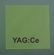 YAG Einkristall-Szintillator