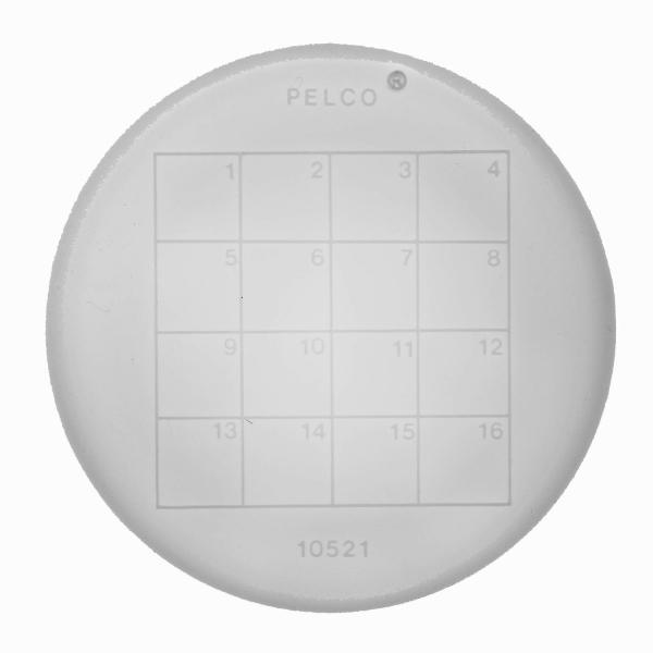 Haftplatte für Netzchen (PLANO-Multipack)