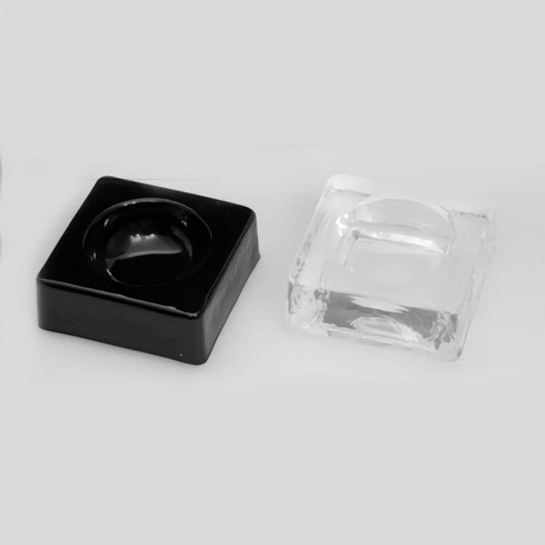 Embryo-Schale aus Glas