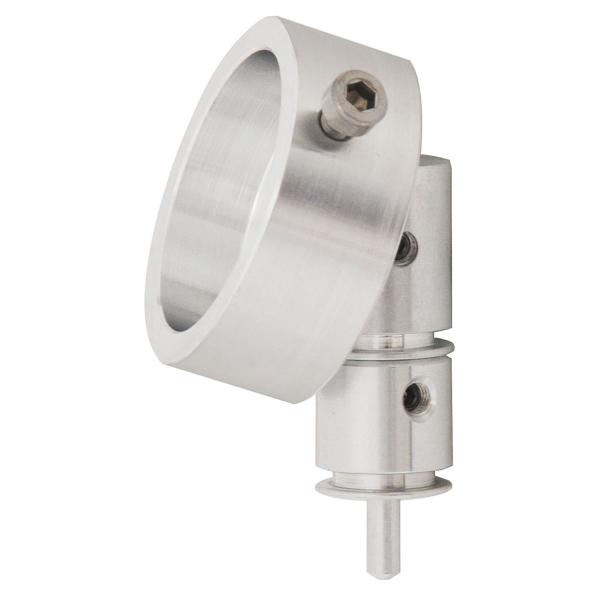 EBSD Halter für metallurgische Schliffe (mit 70° Winkel)
