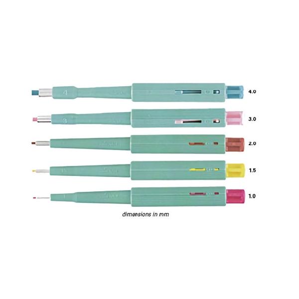 """Handstanze mit Kolben """"Miltex - Biopsy Punch"""" (PLANO-Multipack)"""