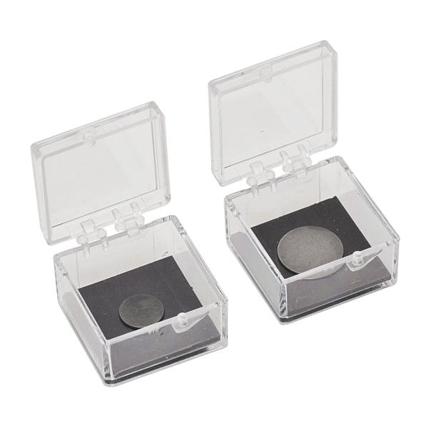 Aufbewahrungsschachtel für AFM-Scheiben mit Magnet-Einlage
