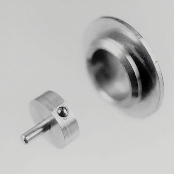 Adapter für STEREOSCAN-Probenteller