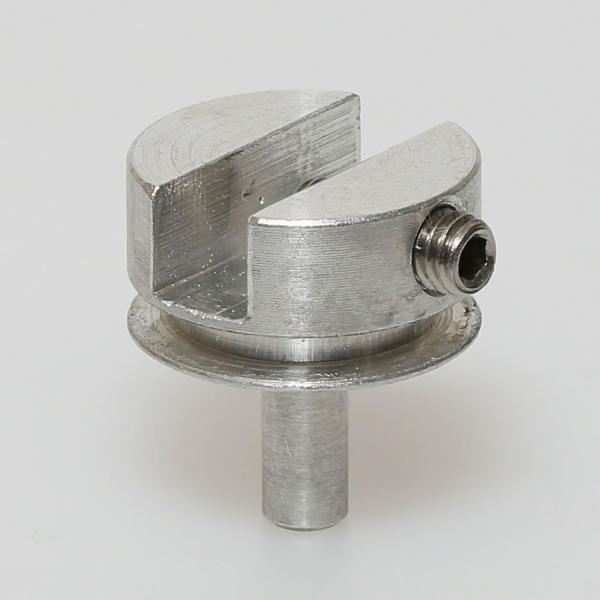 Stiftprobenteller mit Schlitz und Innensechskantschlüssel-Halteschraube