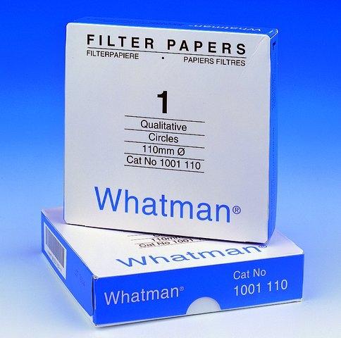 WHATMAN Filterpapier Nr. 1