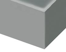 FIB- und Ionenstrahl-Sputter-Kalibrierstandard (12 layers) auf 10 x 30 mm Si