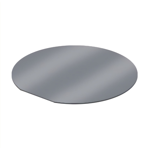 "Ultra-Flat 6"" Silicon Wafer"
