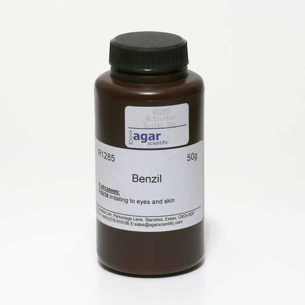 Benzil - Beschleuniger für LR Gold Resin R1284