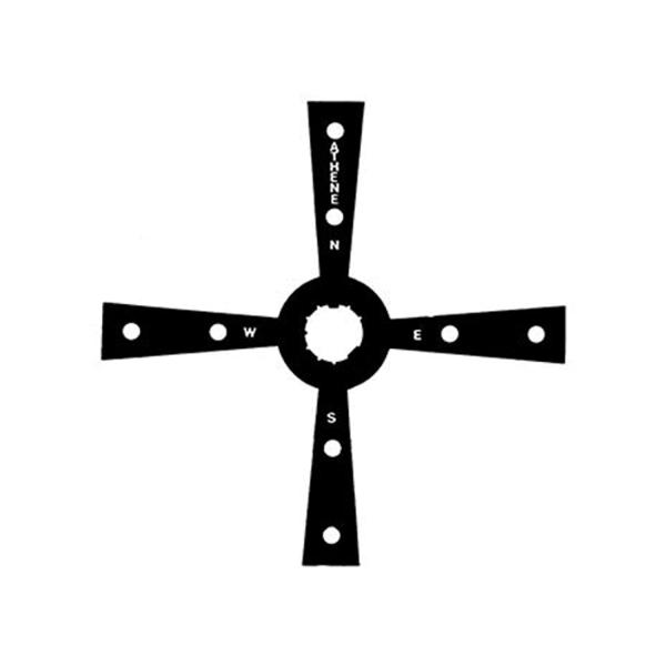 Markierkreuze für REM