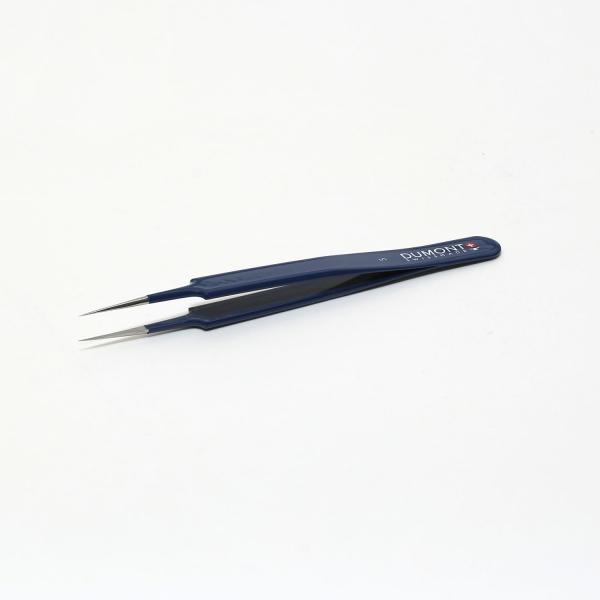 Dumont - Pinzetten für die Elektronik, Epoxy beschichtet, in unterschiedlichen Typen