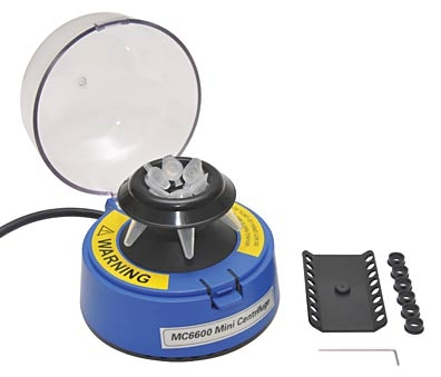 Ersatz Rotor für MC-6600 Mini Zentrifuge