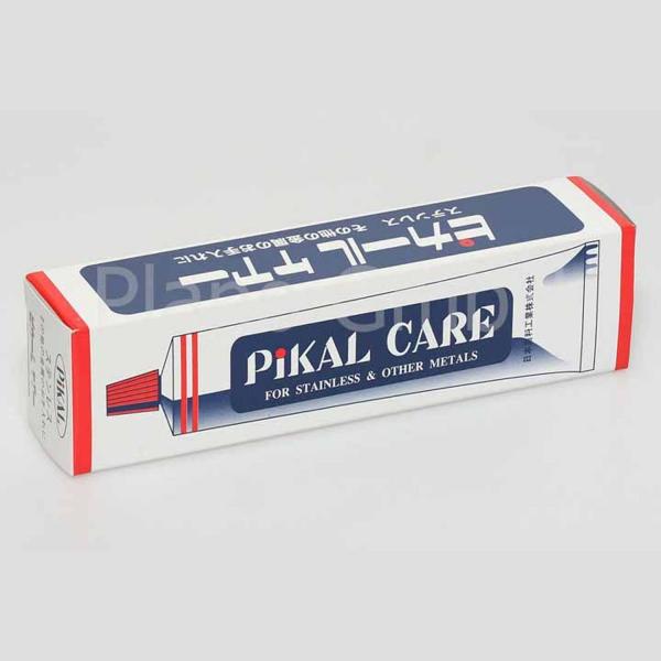 Pikal® Polierpaste für Edelstahloberflächen
