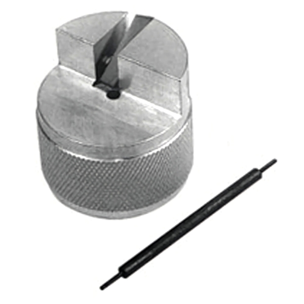 Handspitzer für Kohlestäbe (einstufig)