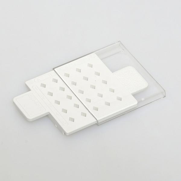 Schachtel für 25 Netzchen mit Schiebedeckel (PLANO-Multipack)