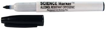 Science Marker für Kunststoff, Glas, Papier, uvm.