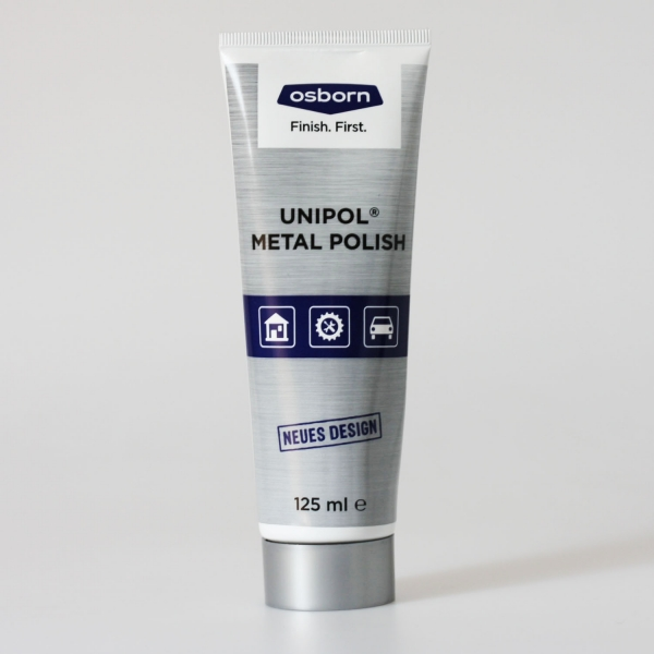 UNIPOL - Metal-Polish - Reinigungspaste