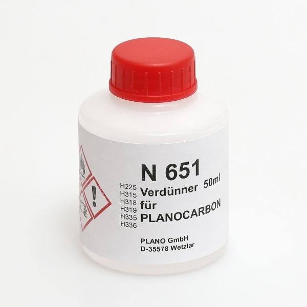 Verdünner für PLANOCARBON Nr. N650