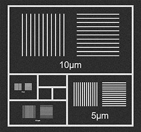 Pelcotec CDMS XY-0,1C Vergrößerungsstandard, 2 mm - 100 nm (montiert & unmontiert) nach NIST zertifi
