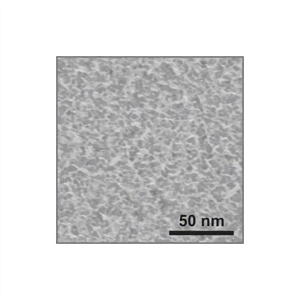 Substratek - metallischer Trägerfilm auf 300 mesh Goldnetzchen