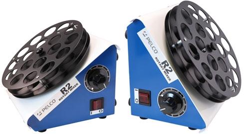 R2 Rotatorkopf mit 18 Löcher (32 mm ø) für den PELCO® R2 Rotator
