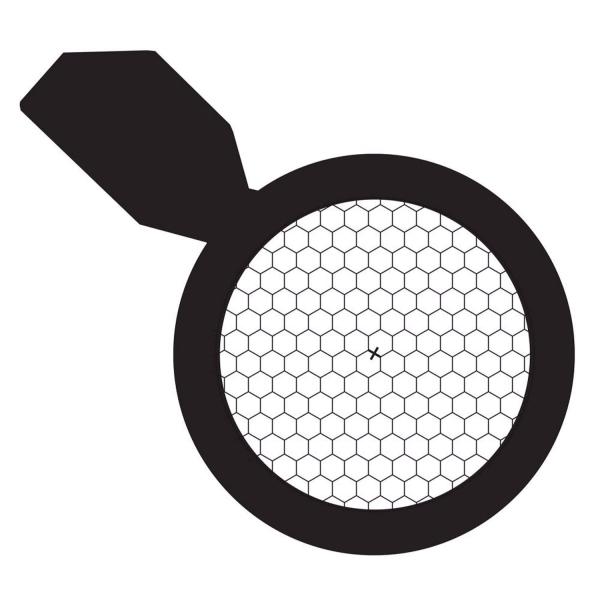 Hexagonale Netzchen mit Griff