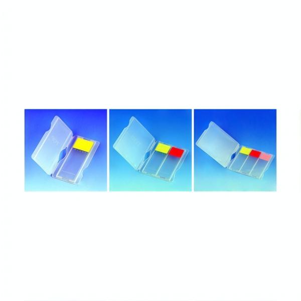 Postversandschachtel für 1, 2 oder 3 Objektträger
